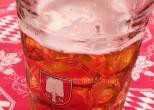 Chope de la fête de la bière